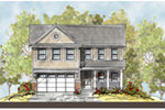 Country House Plan Front Image - 026D-1850 | House Plans and More
