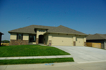 Ranch House Plan Front of Home - 026D-1862 | House Plans and More