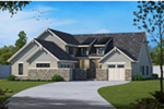 Country House Plan Front Image - 026D-1885 | House Plans and More