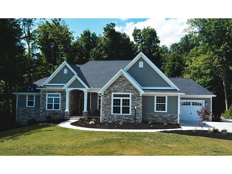 Roberts Traditional Ranch Home Plan 026d 1890 House