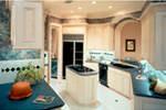 Waterfront House Plan Kitchen Photo 01 - 026S-0008 | House Plans and More