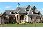 European House Plan Front Photo 04 - 026S-0018 | House Plans and More