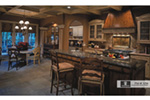 European House Plan Kitchen Photo 01 - 026S-0018 | House Plans and More