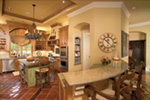 Santa Fe House Plan Kitchen Photo 01 - 026S-0020 | House Plans and More