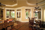Sunbelt Home Plan Kitchen Photo 02 - 026S-0020 | House Plans and More