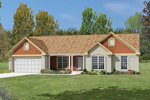 European House Plan Front Photo 01 - 027D-0002 | House Plans and More