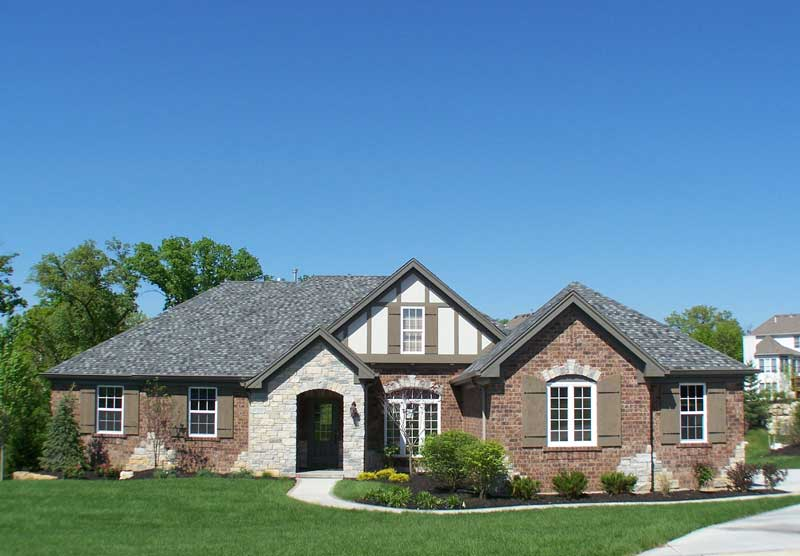 European House Plan Front of Home - 027D-0022 | House Plans and More