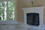 European House Plan Fireplace Photo 01 - 027S-0003 | House Plans and More
