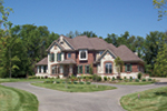 Country French Home Plan Front Photo 01 - 027S-0003 | House Plans and More