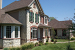 Country French Home Plan Front Photo 02 - 027S-0003 | House Plans and More
