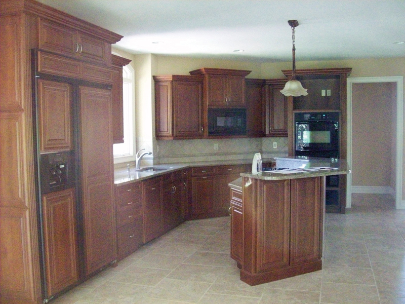 Country French Home Plan Kitchen Photo 01 027S-0003