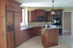 European House Plan Kitchen Photo 01 - 027S-0003 | House Plans and More