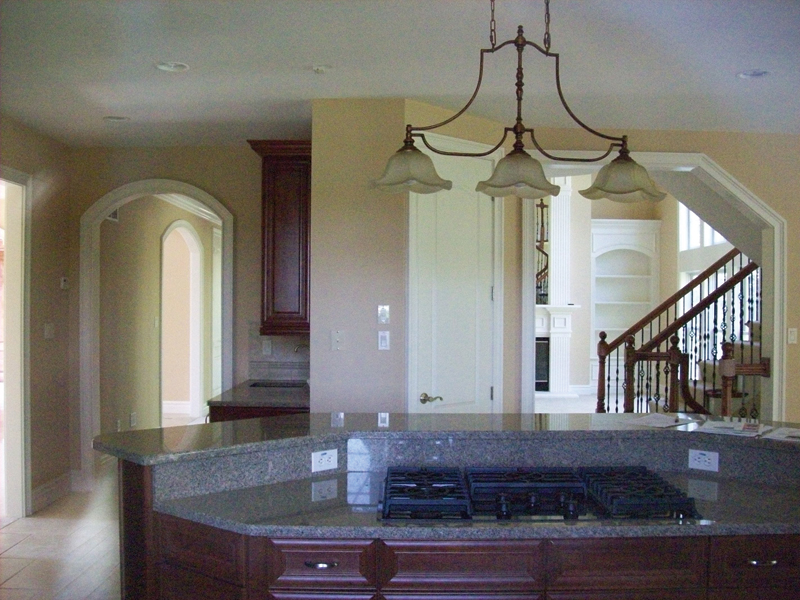Traditional House Plan Kitchen Photo 02 027S-0003