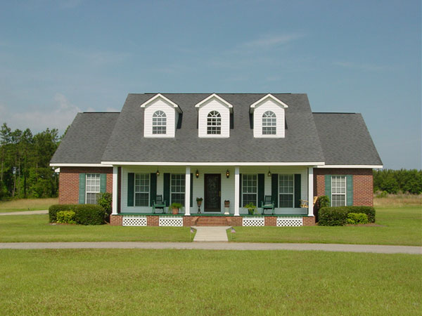 Coopers mill southern home plan 028d 0004 house plans for Southern architecture house plans