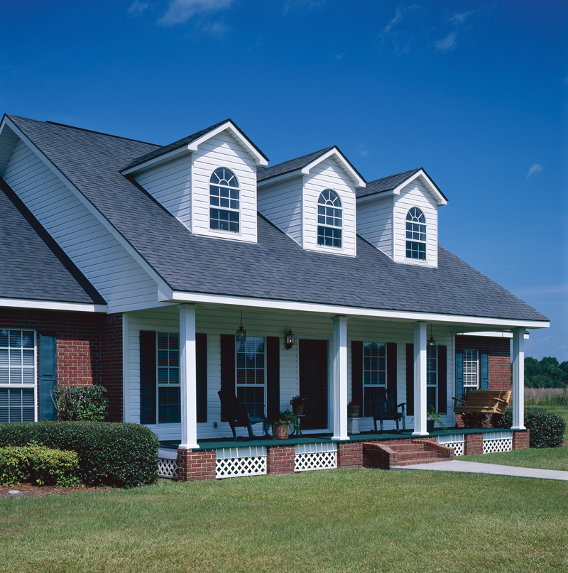 Country House Plan Front Photo 02 - 028D-0004 | House Plans and More