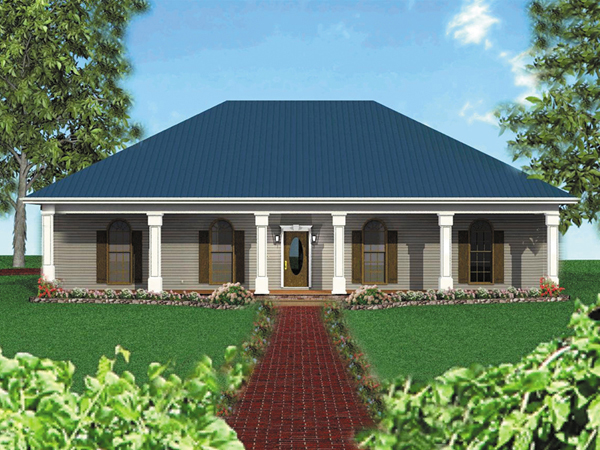 Alden pond southern home plan 028d 0005 house plans and more for Alden homes