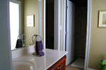 Colonial House Plan Bathroom Photo 01 - 028D-0018 | House Plans and More