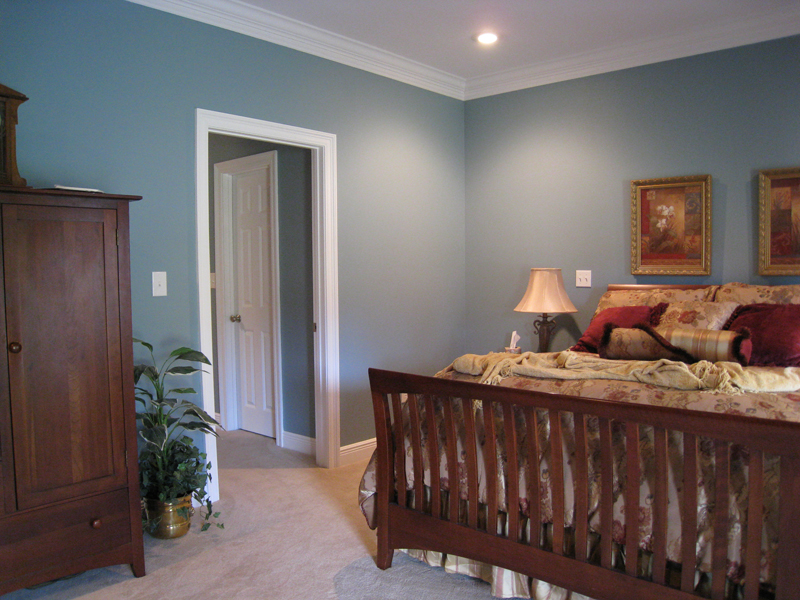Traditional House Plan Bedroom Photo 01 028D-0018