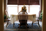 Colonial House Plan Dining Room Photo 02 - 028D-0018 | House Plans and More