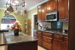 Colonial House Plan Kitchen Photo 03 - 028D-0018 | House Plans and More