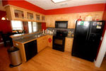 Cape Cod and New England Plan Kitchen Photo 02 - 028D-0030 | House Plans and More