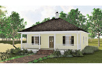 Southern House Plan Front Photo 03 - 028D-0032 | House Plans and More