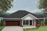 Traditional House Plan Front Photo 03 - 028D-0037 | House Plans and More
