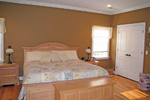 Traditional House Plan Master Bedroom Photo 02 - 028D-0054 | House Plans and More