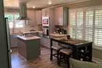 Waterfront Home Plan Kitchen Photo 02 - 028D-0064 | House Plans and More