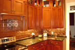 Traditional House Plan Kitchen Photo 01 - 028D-0087 | House Plans and More