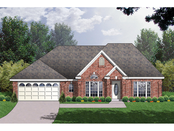 Fieldsboro Ranch Home Plan 030d 0004 House Plans And More