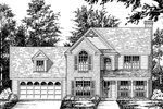 Traditional Home With Victorian And Farmhouse Styles