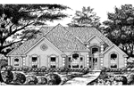 Traditional Styled Home