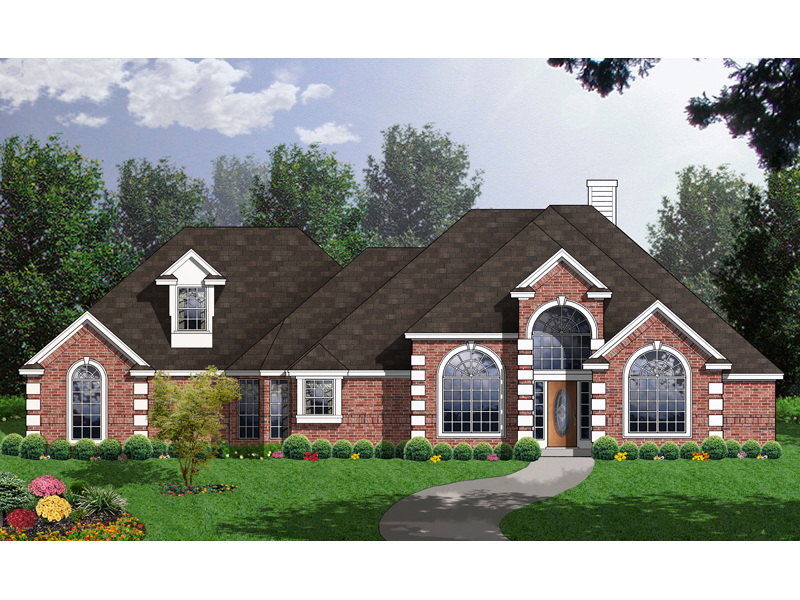 Culver lake ranch home plan 030d 0076 house plans and more for Ranch lake house plans