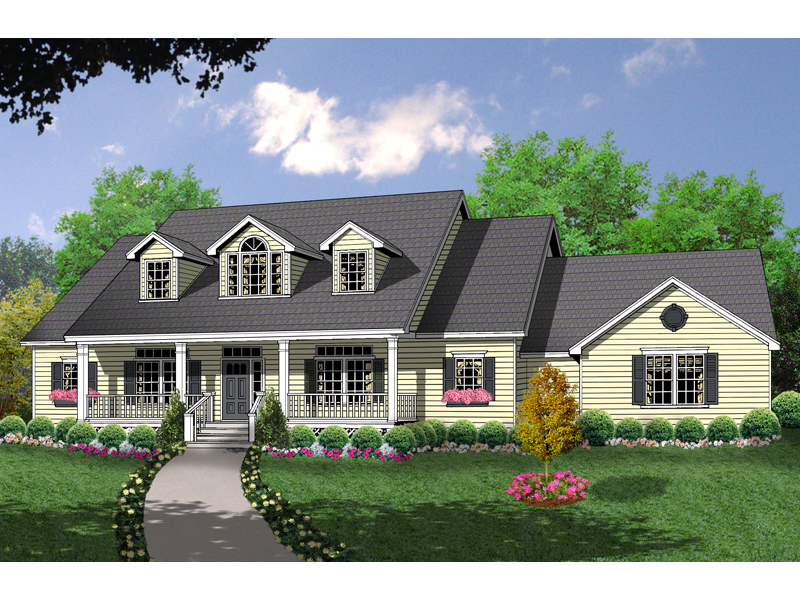 Flemington Farmhouse Plan 030d 0079 House Plans And More