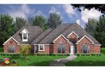 Practical Modern Ranch Home Includes European Design