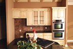Traditional House Plan Kitchen Photo 01 - 030D-0107 | House Plans and More