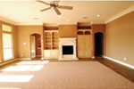 Traditional House Plan Living Room Photo 01 - 030D-0107 | House Plans and More
