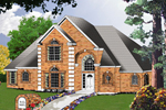 Stunning Traditional Home With Arched Entry