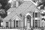 Beautiful Bay Windows Grace This Homes Design
