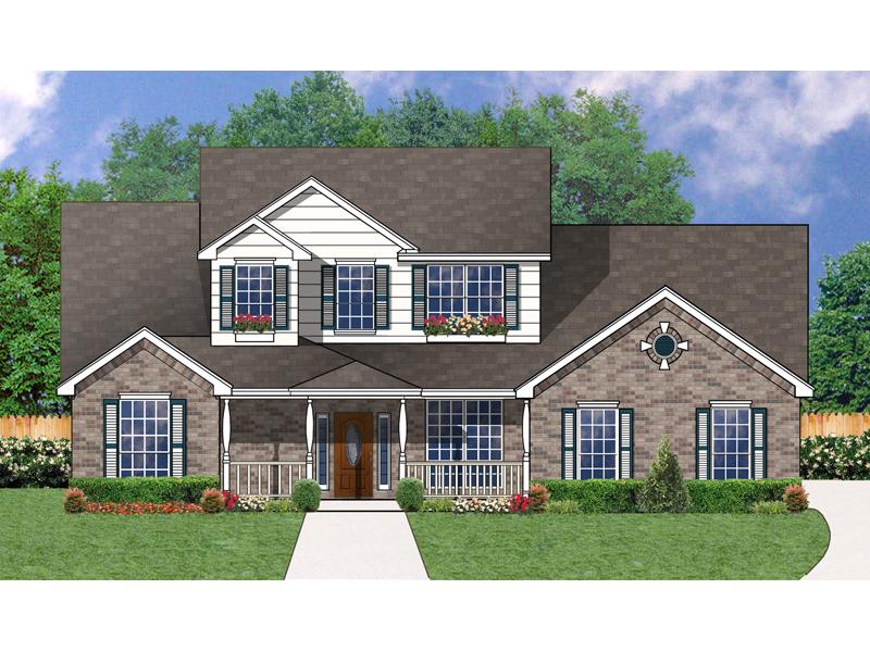 Millgrove traditional farmhouse plan 031d 0032 house for Traditional farmhouse floor plans