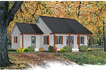 Front Photo 03 - 032D-0002 | House Plans and More