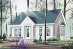 Contemporary Cottage Home With Simple Style