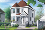 Lovely Victorian Is Ideal For A Narrow Lot