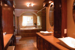 European House Plan Bathroom Photo - 032D-0023 | House Plans and More