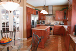 Traditional House Plan Kitchen Photo - 032D-0023 | House Plans and More