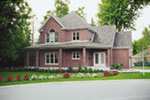 Traditional House Plan Front Photo 03 - 032D-0024 | House Plans and More