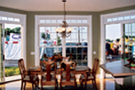 European House Plan Dining Room Photo 01 - 032D-0028 | House Plans and More