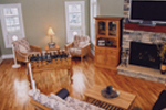 Traditional House Plan Living Room Photo 01 - 032D-0028 | House Plans and More