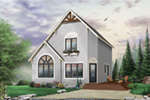 Country House Plan Front Photo 01 - 032D-0034 | House Plans and More